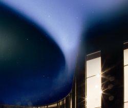 Northern Lights over Inari - photo courtesy of MEK Finnish Tourism Board