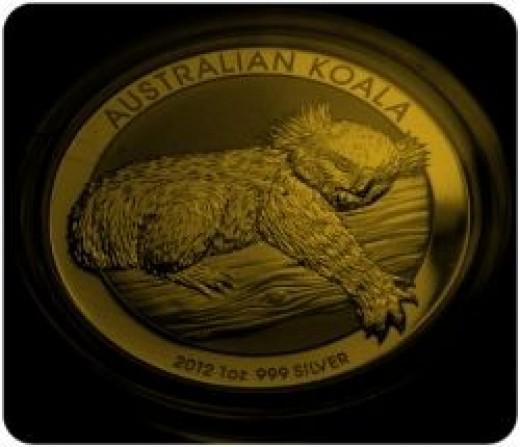 2012 Silver Koala