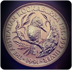 1991 Kookaburra