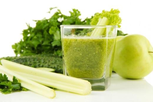 juice diet recipes green juice