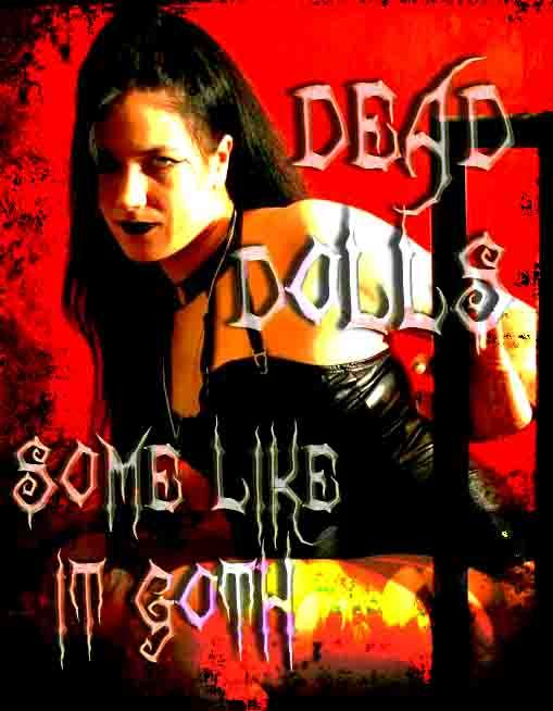 Some like it Goth