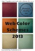 Web Design: Best Web Color Schemes