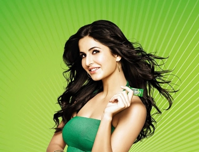 Katrina kaif in ad shoot