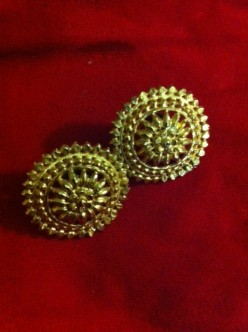 Gold  Jewelry~An Ancient Tradition in India : How to Clean Gold at Home!