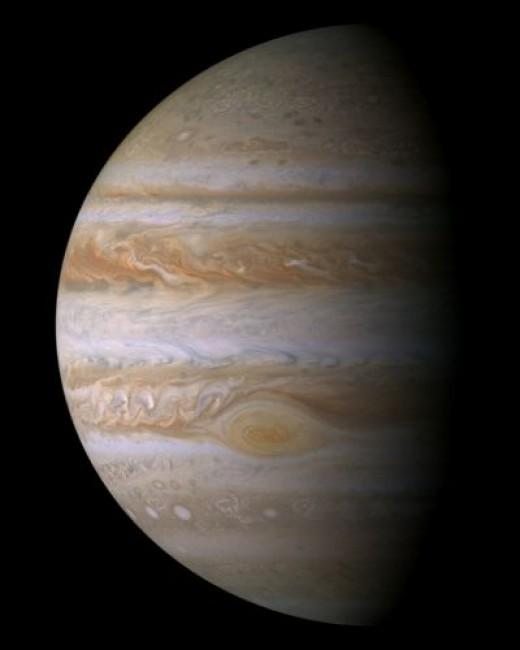Jupiter in True Color / NASA Cassini / JPL