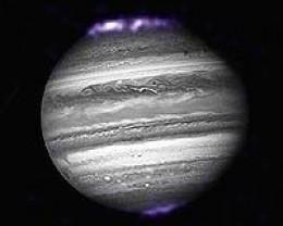 Jupiter's Aurora / NASA