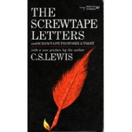 screwtapes essay 1 how does screwtape describe the slippery slope from irritation or annoyance with another's behavior to all-out anger and hatred 2 how does the human tendency towards the sin of lust affect the young man's romantic choice of a partner.
