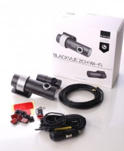 BlackVue DR550GW-2CH: In-Car Camera Review