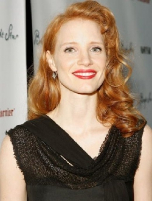 Celia Foote will be played by Jessica Chastain
