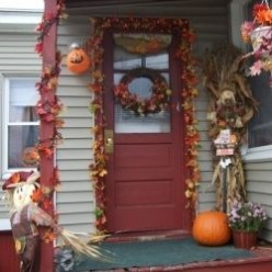 Halloween & Fall Decorating Ideas 2015