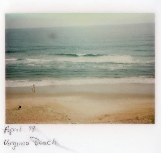 The waves look nice!