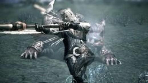 Tera Human Slayer