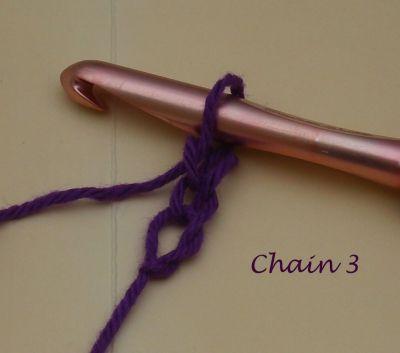 Step 1: Chain 3