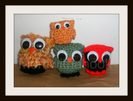 Where Can I Find A Crochet Owl Pattern?