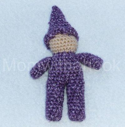 Waldorf Inspired Crochet Gnome
