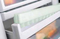 Built-in ice tray - an ice tray that's hidden in an intelligent place. Not to be confused with an ice maker.