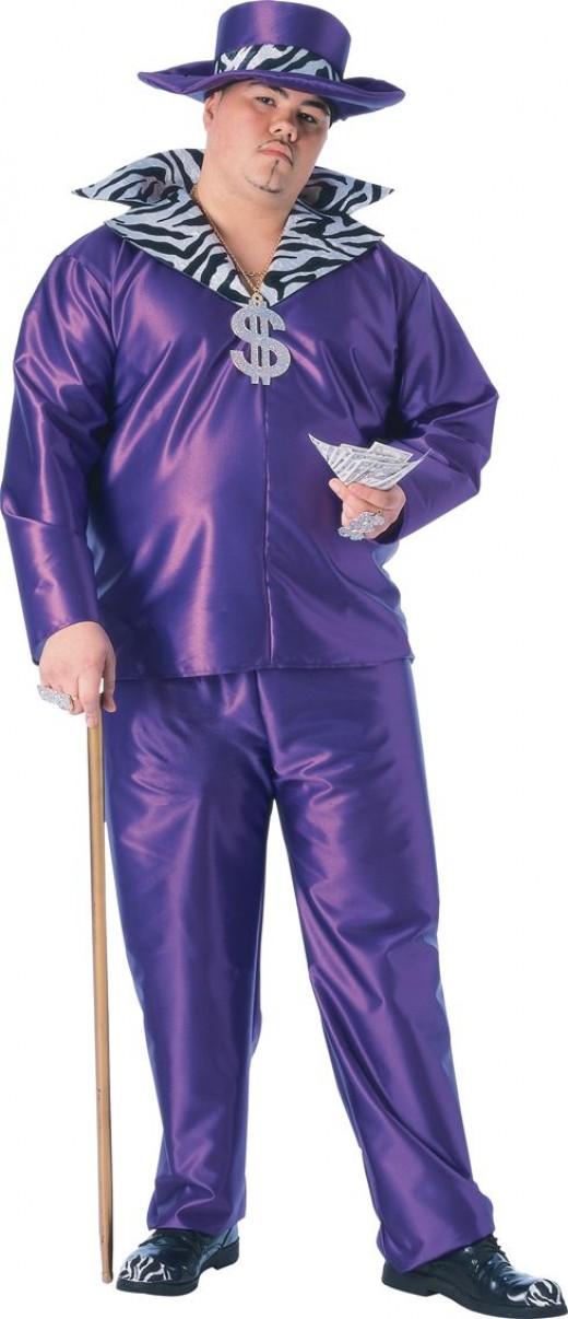 Pimp Costume