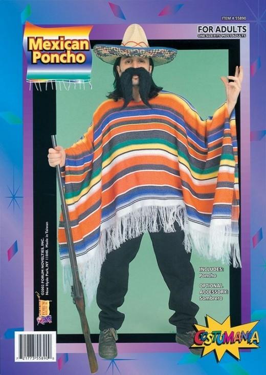 Poncho Man