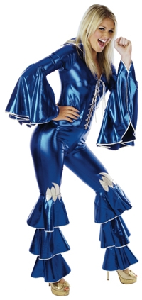 Abba Lady Blue - available in 6 sizes.