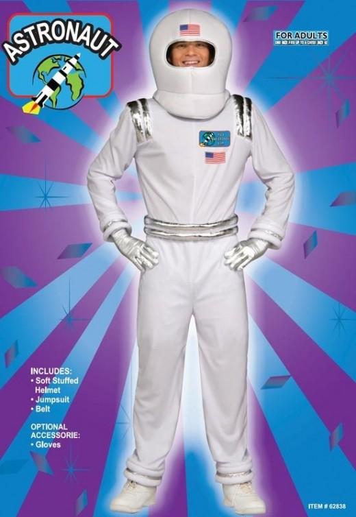Nasa Astronaught Costume