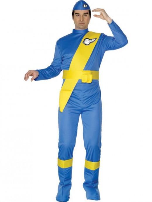 International Rescue - Thunderbird Costume