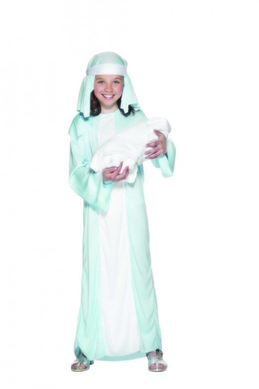 Girls Mary Costume - Available in 3 sizes