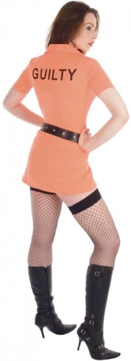 Sexy Prisoner Costume