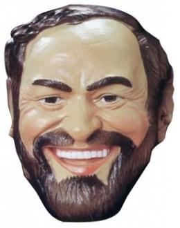 Pavaroti Mask