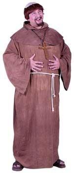Extra Large Monk costume