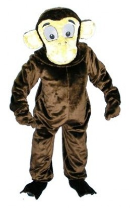 Chimp Mascot