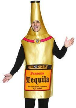 Tequila Costume - Pub Drink
