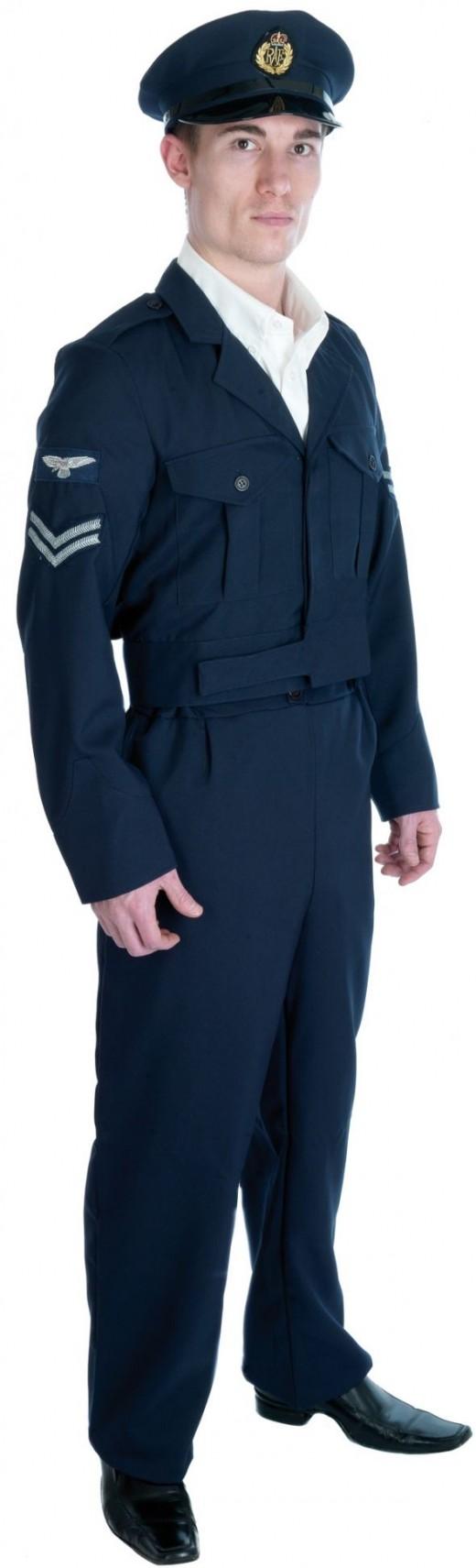 40s RAF Uniform