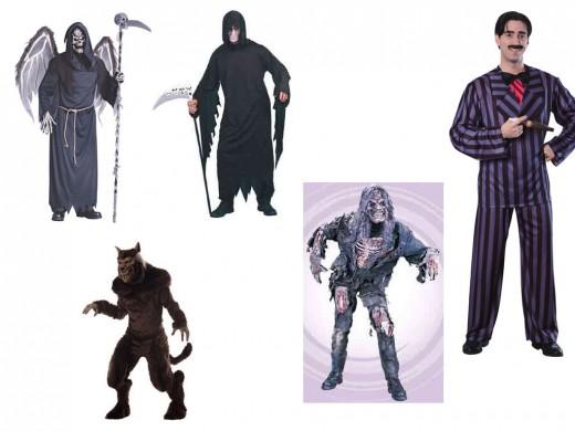 A few more demonic dudes
