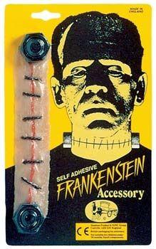 Frankenstein Slit Throat