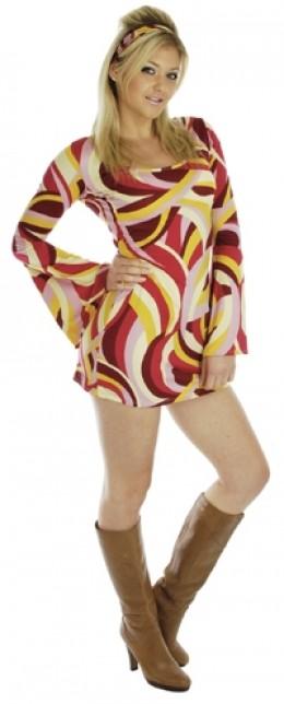 Ladies Mini Dress Costume
