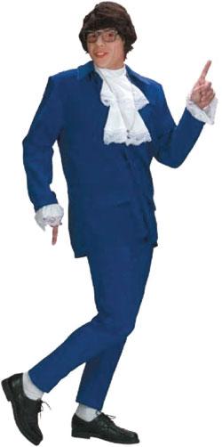 Austin Powers Costume