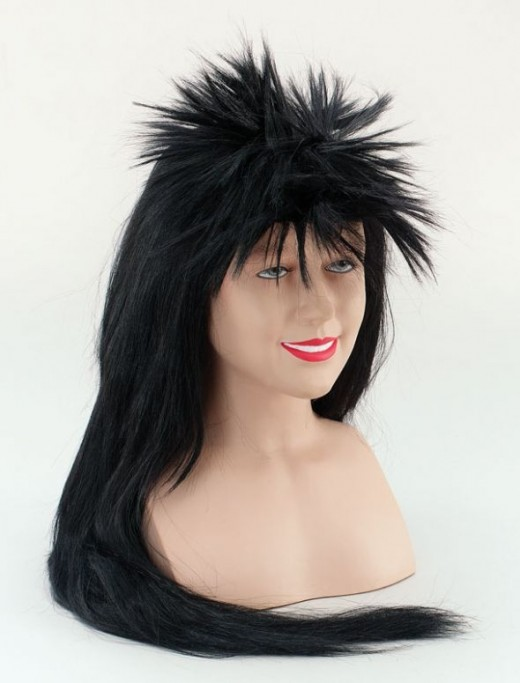 Gothic Wig - suitable for men and women