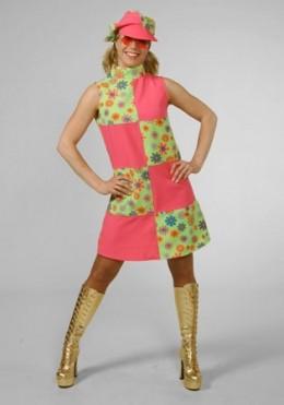 Ladies 1970s costume