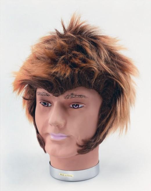 Teen Wolf Wig