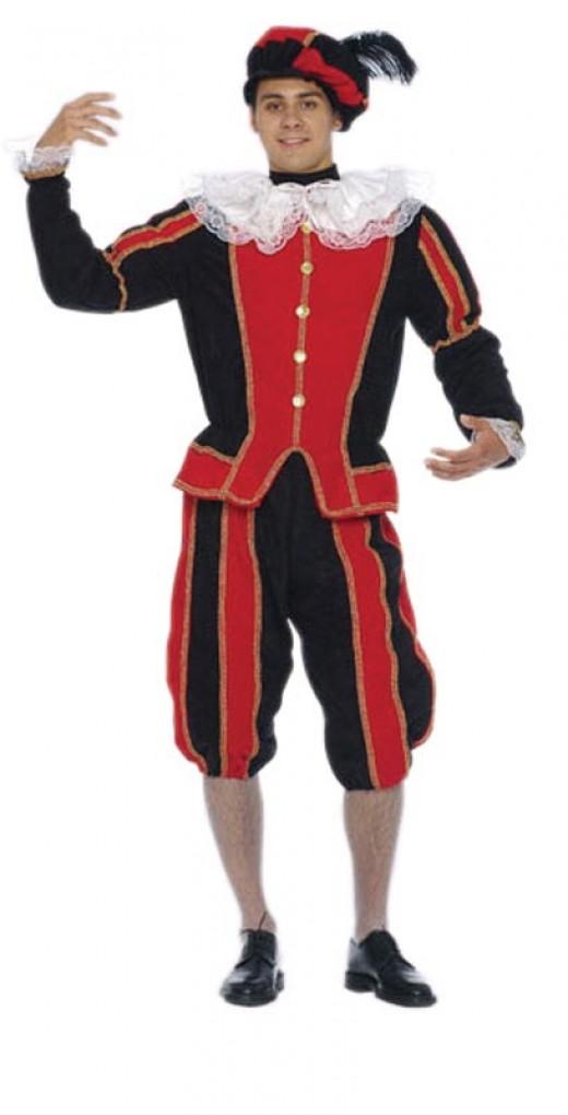 Romeo Costume