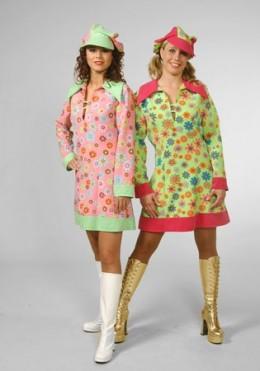 60s/70s Ladies Mini Dresses