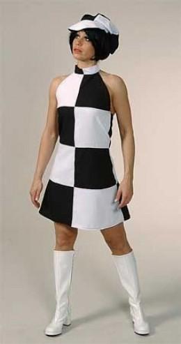 Ladies Mod Costume