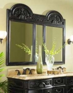 the right bathroom mirror will really transform your bathroom into an amazing space