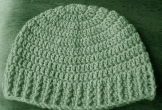 Quick Picture of JJ Crochet Free Hat Pattern