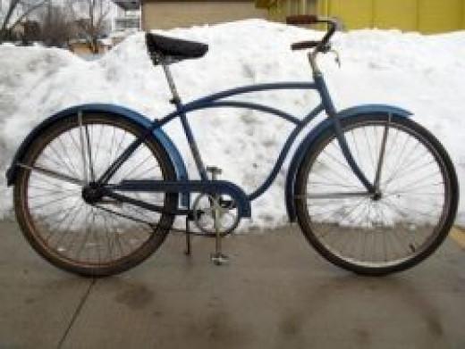 Where can i find vintage Schwinn Bike Parts