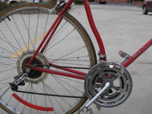 Schwinn Tricycle Parts : Vintage schwinn bike parts