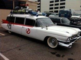 The Ghostbuster's Ecto 1