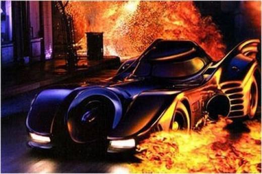 Batman's Batmobile