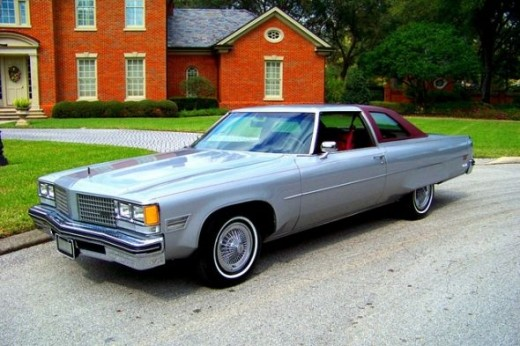1977 Oldsmobile 98 Regency Coupe