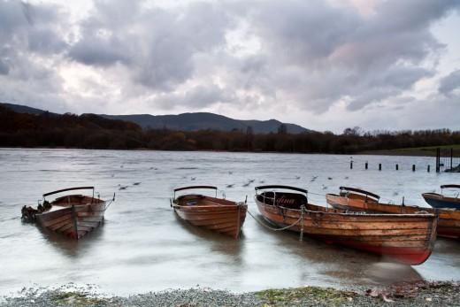 Derwent Water, Lake District U.K.